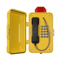 Best Water Resistant Heavy Duty Analog Phone Weatherproof With Flashing Lamp wholesale