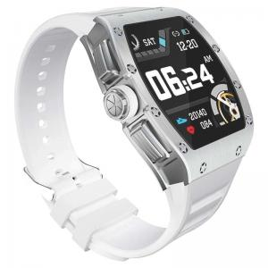 Best Woman Kids Android Iphone NRF52832 Bluetooth Smart Watch wholesale