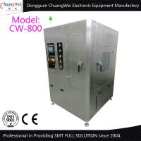 Quality Hot Air Drying Mode smt cleaning equipment , Stencil Cleaner Machine with 7-15 Cycle Time wholesale