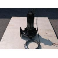 China Stainless Steel Submersible Sewage Pumps , Waste Water Lifting Electrical Submersible Pumps on sale