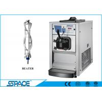 Best High Output Commercial Table Top Ice Cream Machine Single Flavor Pre - Cooling wholesale