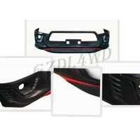 Best ABS Plasitic Trd Logo Car Front Bumper Guard For Toyota Hilux Revo 2015 2016 wholesale