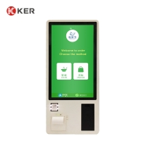 Best Touch Screen Check Out 32 Inch Self Service Bill Payment Kiosk wholesale