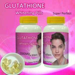 China No Side Effects Whitening Skin Supplement Skin Whitening Pills on sale