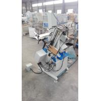 Best Automatically Process UPVC Window Machine For Double Axis Water Slot Milling wholesale