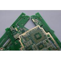 Best Green Solder Mask PCB 1 - 14 Layer High TG Multilayer Printed Circuit Board 0.5 - 6oz wholesale