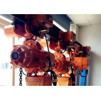 Industrial Electric Chain Hoist For Factories / Warehouse / Workshop CE ISO Certificates