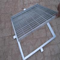 Best A Grade Steel Grating Drain Cover Hot Dipped Galvanized Q235 Material wholesale