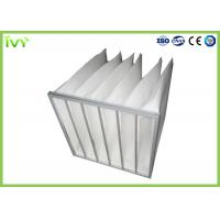 Best Customzied Replacement Air Filter Bag Type Synthetic Fiber Filter Media wholesale
