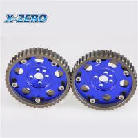 China Nissan CA18DET Nissan Cam Gears Pulley CA18DE With Hard Anodized Surface Treatment on sale