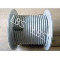 Best Alloy Steel Lebus Grooved Drum For Oil Drilling Rig Capstan wholesale