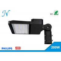 Best IP65 Energy Saving 200W Dimmable LED Street Light/ Outdoor Street Lamps with photo controller wholesale