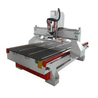 Cheap Linear Auto Tool Changer CNC Router with Moving Tool Post for sale