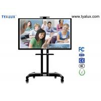 Quality WIFI Digital infrared touch LCD Media Player , thin interactive white board display wholesale