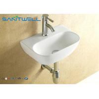 Best Counter top Wall Hung Basin ,  Compact Basin 420*290*130 mm size wholesale