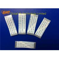 16 Pin 0.5 mm FFC Cable / Flexible Ribbon Flat Cable Tin Plating