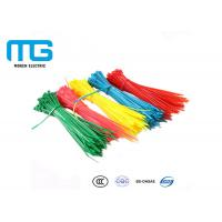 Best Fireproof Nylon Cable Ties With Stand Excellent High Temperature Resistance wholesale