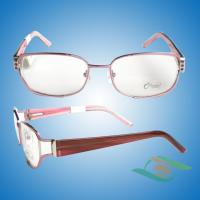 Durable Monel Optical Frame in Fashion Style (LSPENGYUN POM4237)