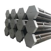 Best NQWL Size Wireline Drill Rods , Mining Drill Rod Casting Processing Type wholesale