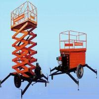 Small Hydraulic Lift Table : Details of hydraulic mini scissor lift table