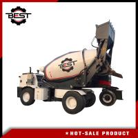 Best Concrete mixer machine 5.5 cubic meters self loading concrete mixer truck for sale wholesale