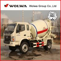 Best 2CBM concrete mixer truck for sale wholesale
