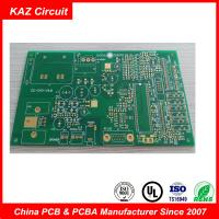Best 4 Layers Industrial PCB For Photobooth Double Sided FR-4 ENIG Immersion Gold wholesale