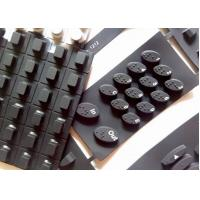 Best High Quality Silicone Rubber Keypads with Blind Dots on Keys RK003 wholesale