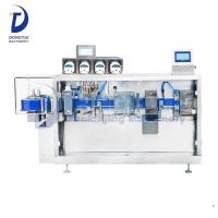 Best Automatic Plastic Ampoule Bottling Blow Fill Seal Machine Pharmaceutical Oral Liquid Filling Packing Machine wholesale