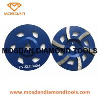 Buy cheap 7 Inch Turbo Diamond Cup Wheel 6 Seg for Edging Grinding from wholesalers