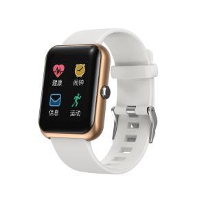 Best Health Reminder 170mAh UN38.3 Fitness Tracker Smartwatch TELEC wholesale