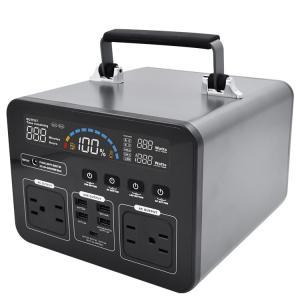 Best Vehicle Grade Portable 500W 135200mAh Camping Power Bank wholesale