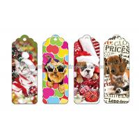 Best Reading Lenticular Personalized 3d Bookmarks For Kids To Print 3d Animal Bookmarks wholesale