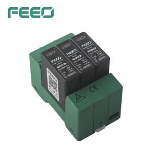 Best 3P 40KA DC Surge Protector 2.0KV Surge Protection Device wholesale