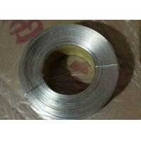 Best No - Joint Galvanized Flat Wire Anti Corrosion With Low Carbon Steel Q195 wholesale