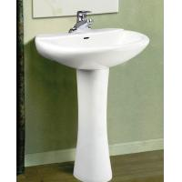 Best Popular Design bathroom pedestal basin723 wholesale
