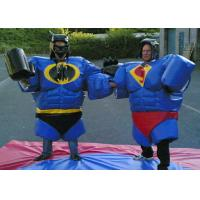 Best Batman Appearance Sumo Wrestler Costume Tear Resistant For Outdoor Sports wholesale