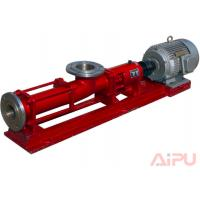 Drilling fluids screw pump