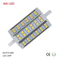 Best Decorative high quality R7S 8W LED LED Lamp LED bulb light Europe modern wholesale