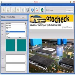 Best OTOCHECKER 2.0 IMMO CLEANER Automotive Key Programmer wholesale