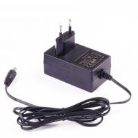 Best Wall Mount AC DC Switching Power Adapter 24W 12V 2A , For Wireless Gigabit Router wholesale