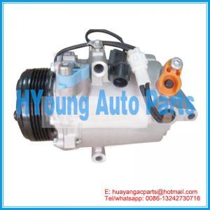 China Auto parts ac compressor CVC for BMW-Mini 1.4L 64521171310 on sale