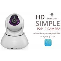Best Two Way Talk Wireless IP Network Camera Cot Pro APP Night Vision 10 Meters wholesale
