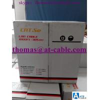 Best UTP Cat5e 0.48BC networking lan Cable Made In China Factory wholesale