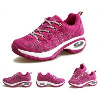 Best Fashion Outdoor Running Shoes Womens , Air Cushioned Walking Shoes For High Arches wholesale