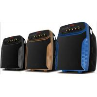 China Portable Music Player Plastic Speaker Box With USB / SD / FM And Bluetooth Function on sale