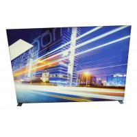 Best Image Display Frameless Fabric LED Light Box 9cm Width With Soft PVC Strentch Film wholesale