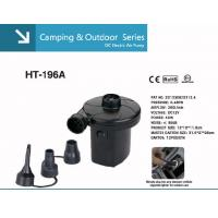 Best HT-196 DC Electric  Air Pump In Camping & outdoor wholesale