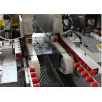 Structural Glass Facades Glass Straight Line Edging Machine With Motor Protection Design