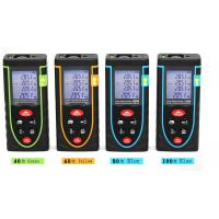 China Portable 40M Bluetooth Laser Measurement Distance 3 Years Warranty on sale